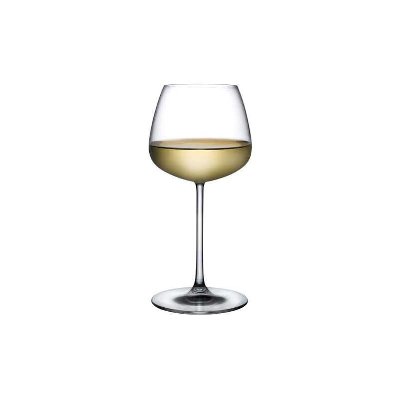 Mirage@Set of 2 White Wine Glasses