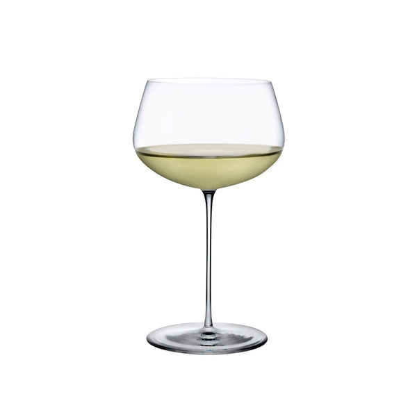 Stem Zero@Full Bodied White Wine Glass