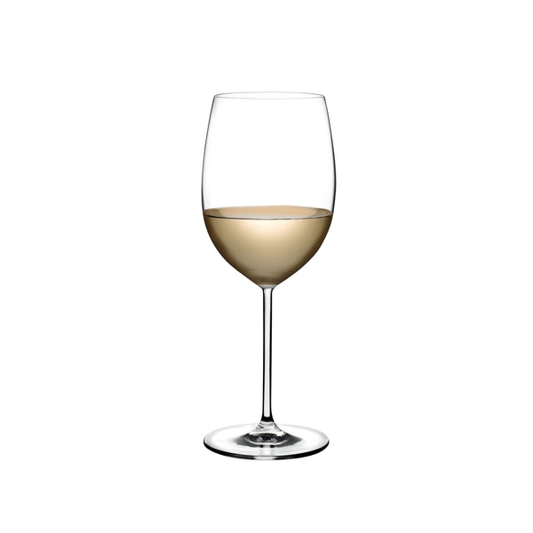 Dimple Set of 2 Aromatic White Wine Glasses - NUDE