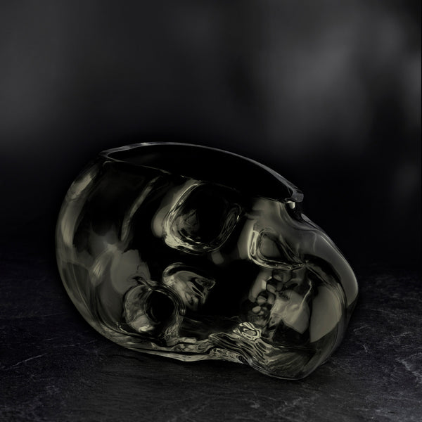 Memento Mori@Skull Bowl Smoke Small