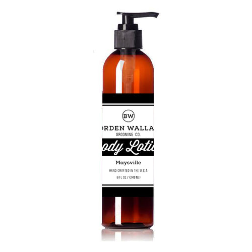 8 oz Body Lotion - Maysville