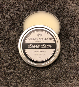 2 oz Beard Balm - Izard County