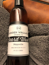 Load image into Gallery viewer, 8 oz Beard Wash - Maysville