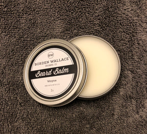 2 oz Beard Balm - Wayne