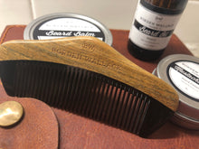 Load image into Gallery viewer, Beard Comb - Ox Horn