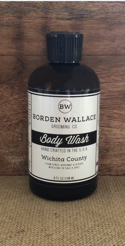8 oz Body Wash - Wichita County