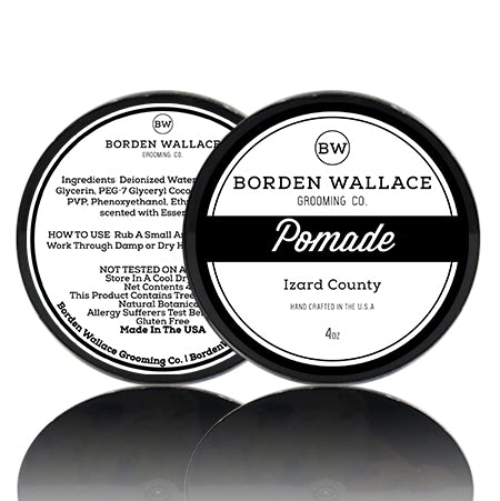 4 oz Pomade - Izard County