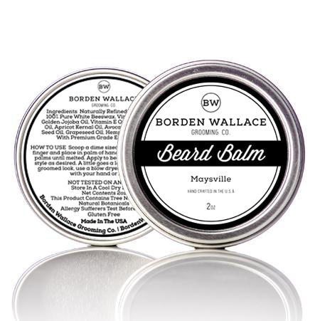 2 oz Beard Balm - Wichita County