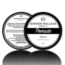 Load image into Gallery viewer, 4 oz Pomade - Wayne