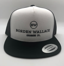 Load image into Gallery viewer, BW Hat -Classic 5-Panel Trucker Style