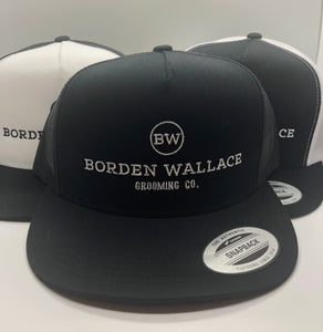 BW Hat -Classic 5-Panel Trucker Style