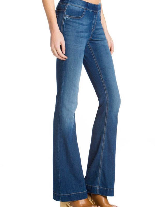 Flare Jegging -Denim