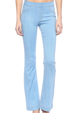 Flare Jegging - Light Denim