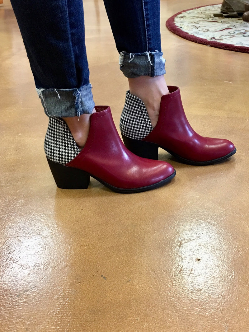 Gameday Bootie-Red