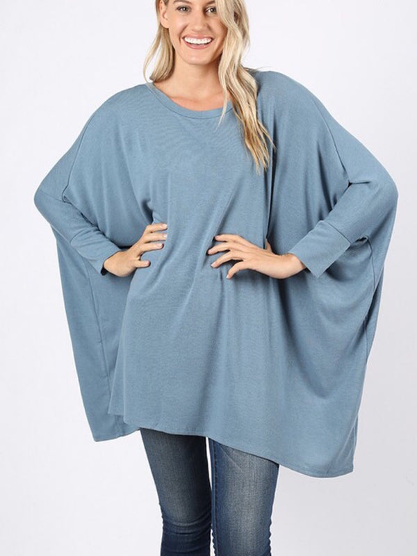 Oversize Tunic-Assorted