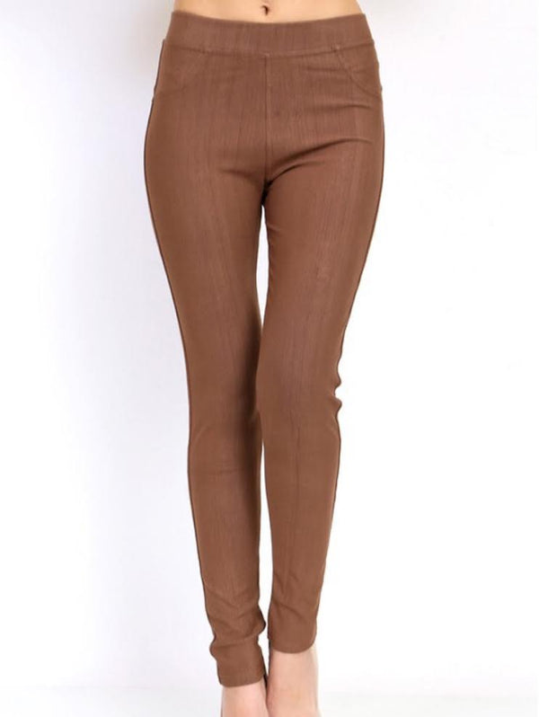Jegging-Taupe