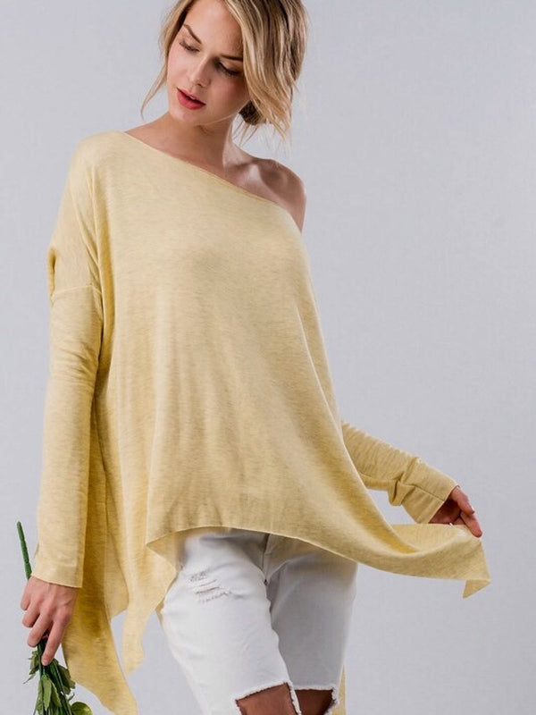 Tunic - Yellow