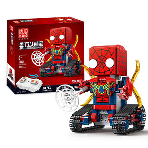 Remote Control Assembly Model Spiderman