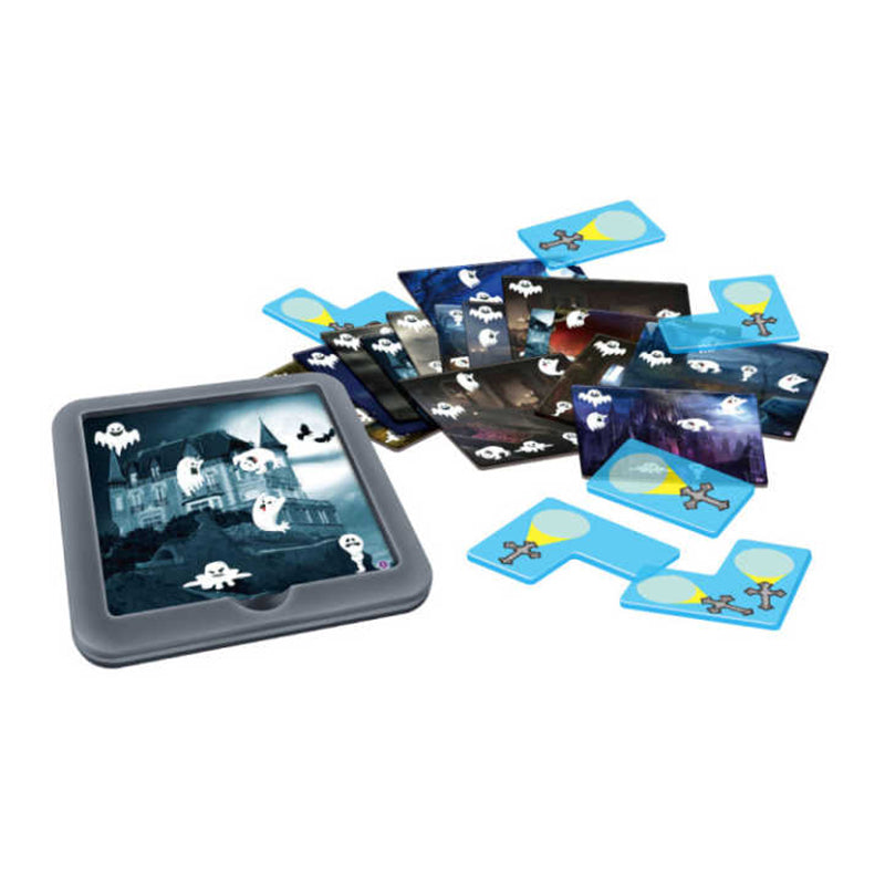 Ghost Hunter Game Puzzle Interactive Board Game