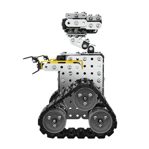 Stainless Steel Assembly Model Robot
