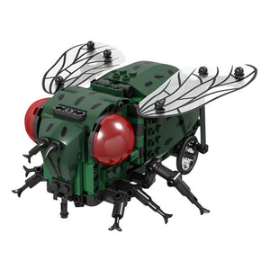 Electric Fly Assembled Model
