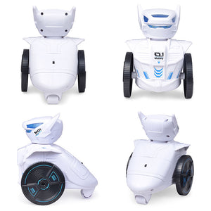 Watch Remote Control Intelligent Robot