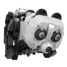 Load image into Gallery viewer, Electric Panda Assembled Model