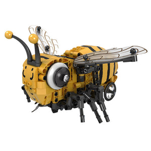 Electric Bee Assembled Model