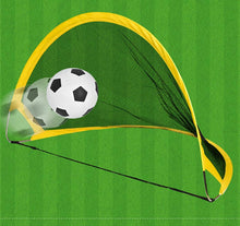 Load image into Gallery viewer, Foldable Removable Portable Football Door Toy