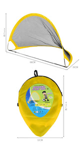 Foldable Removable Portable Football Door Toy