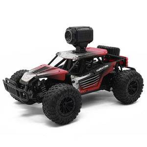 Remote Control Car 2.4G - WiFi 480P Version