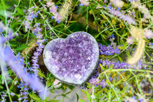 Load image into Gallery viewer, Amethyst Heart Cluster
