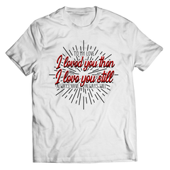 To My Love 1 - Tees