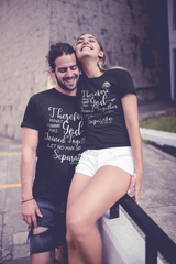 Match Made In Heaven - Tees