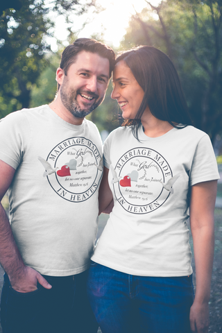 Marriage Made In Heaven - T-Shirt