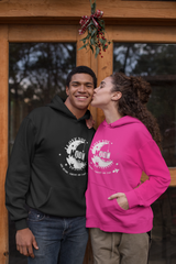 I Love You To The Moon And Back Forever - Couples T-Shirts