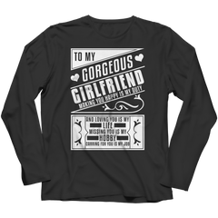 To My Gorgeous Girlfriend - Tees