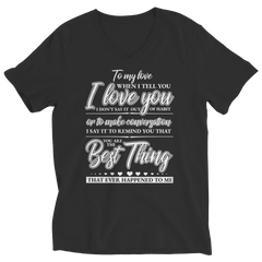 The Best Thing - Tees