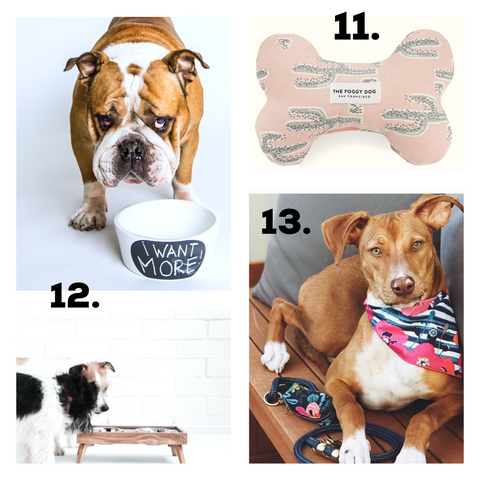 Dog Bowl Gift Guide