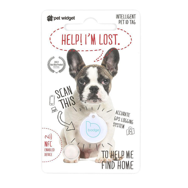 Pet Widget-Digital Id Tag-Cover