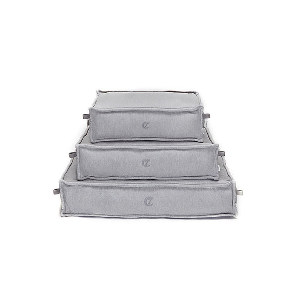 Cloud 7 - Dog Bed Cozy Light Grey