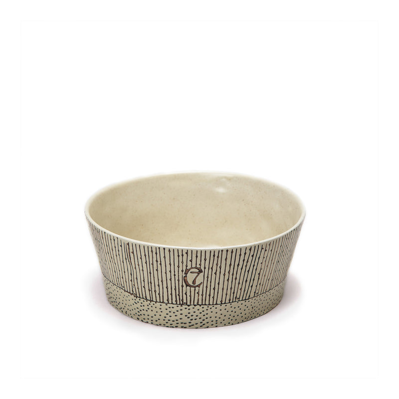 Cloud 7 - Yoji Stripes Bowl