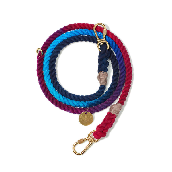 Found My Animal - Multi Ombre Adjustable Lead