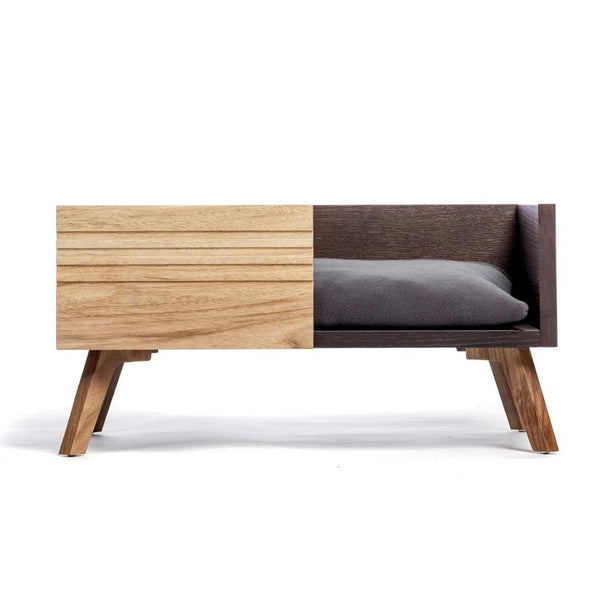 Pettel-Dog Bed-Effect-Wood