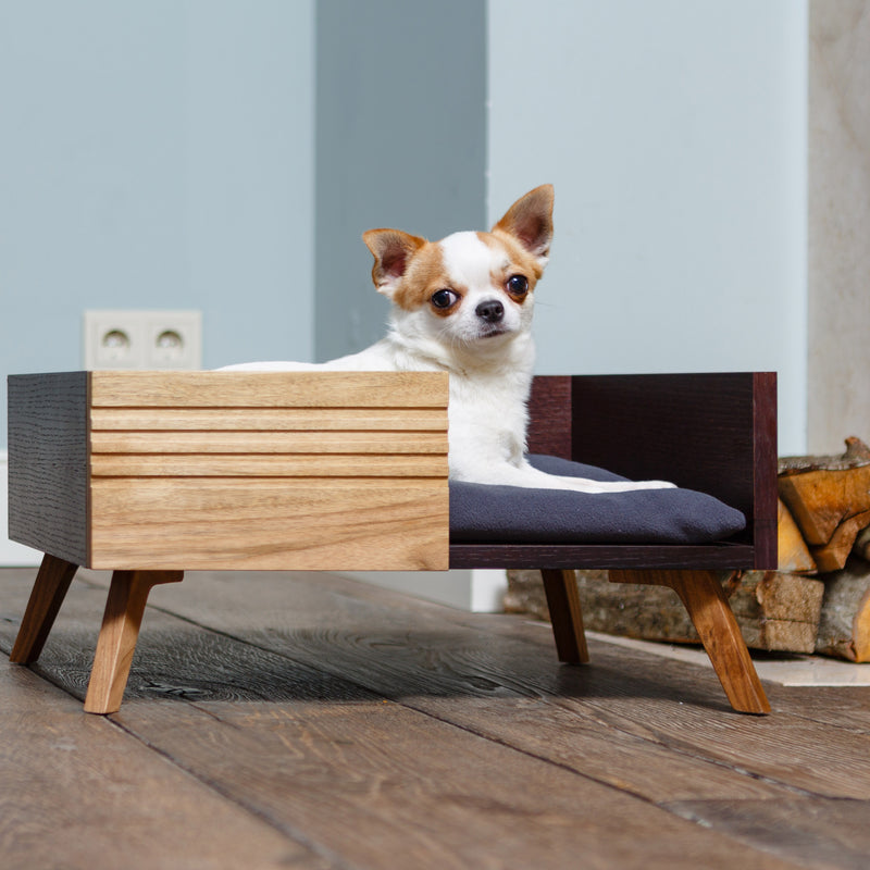 Petrel-Dog Bed-Effect-Wood-lifestyle