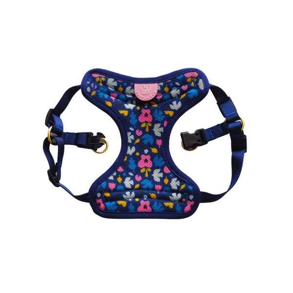 Gentle Pup Dog Harness-Forest Joy