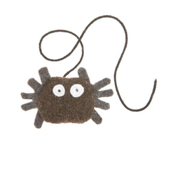 Knitted Spider Cat Toy