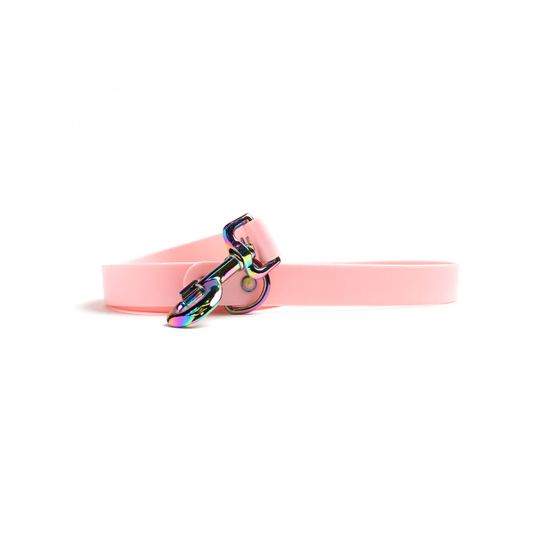 Think Pink Waterproof Dog Lead