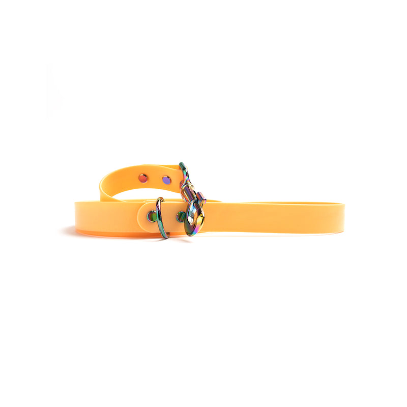 Peach Melba Waterproof Dog Lead