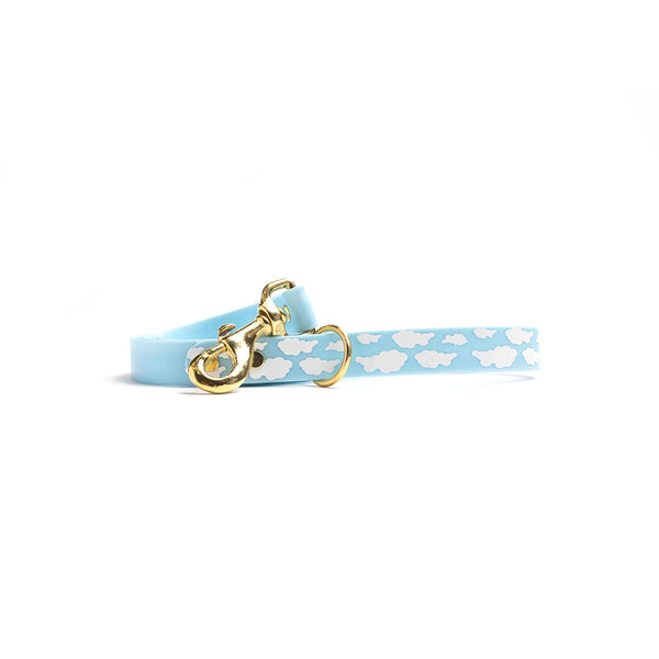 Blue Clouds Dog Lead